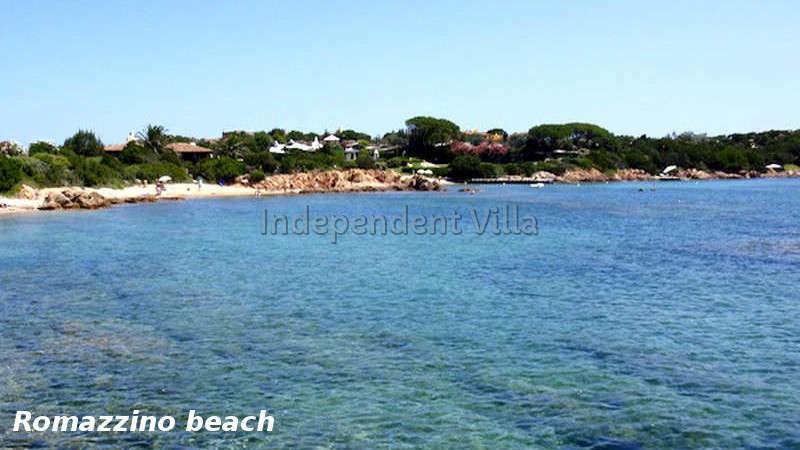 034 Romazzino beach