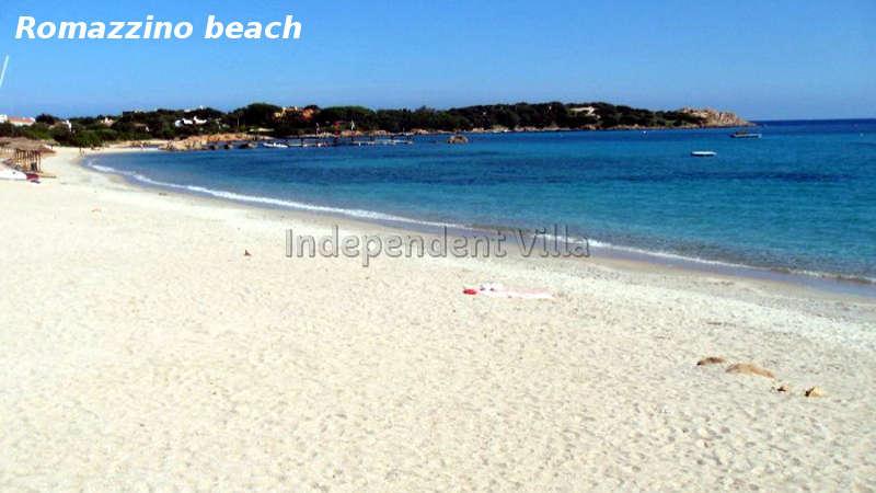 035 Romazzino beach