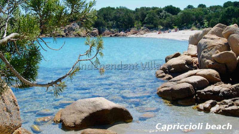 040 Capriccioli beach