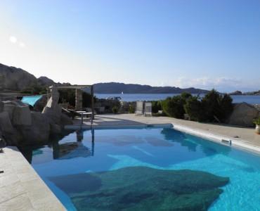 1  Villa la maddalena lux pool