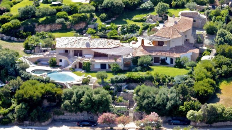 Villas Cala Di Volpe Luxury For Rent