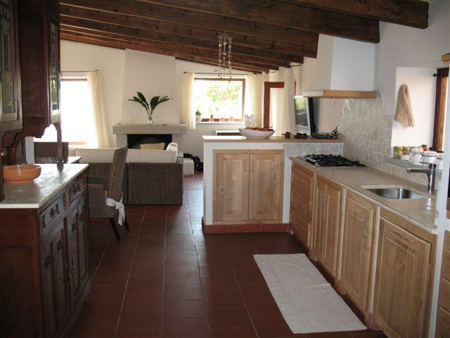 15  Villa la maddalena lux kitchen