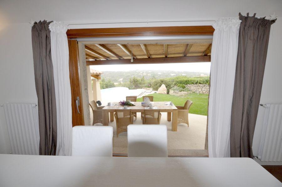 17 Villa barone living room