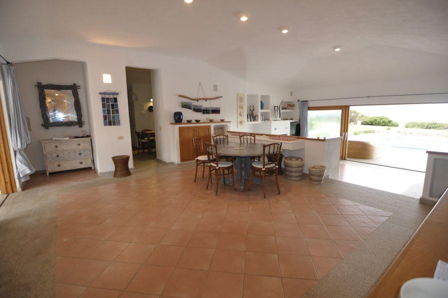 Villa Sunset Lux, Sardinia villa rental with direct access to the beach