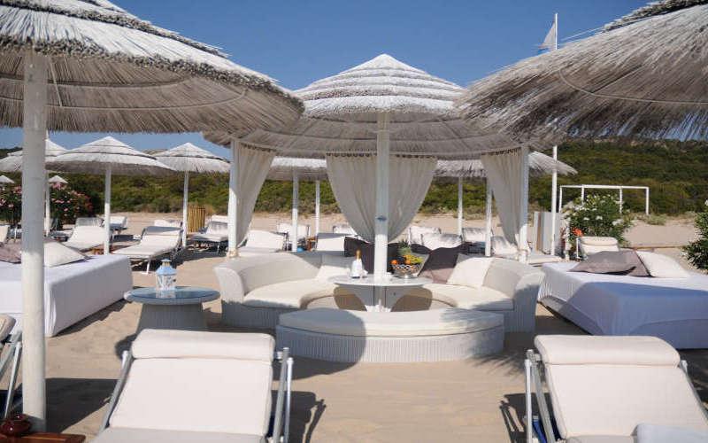 Costa Smeralda Long beach charter