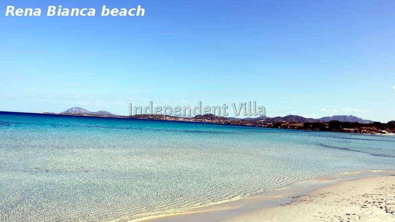 9 Rena Bianca beach