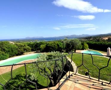 costa smeralda villa rental Villa Pevero Lux Emerald coast porto cervo Cala Corallina rent