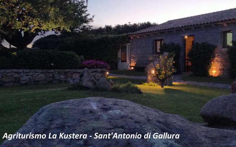 Agriturismo La Kustera Sant'Antonio di Gallura