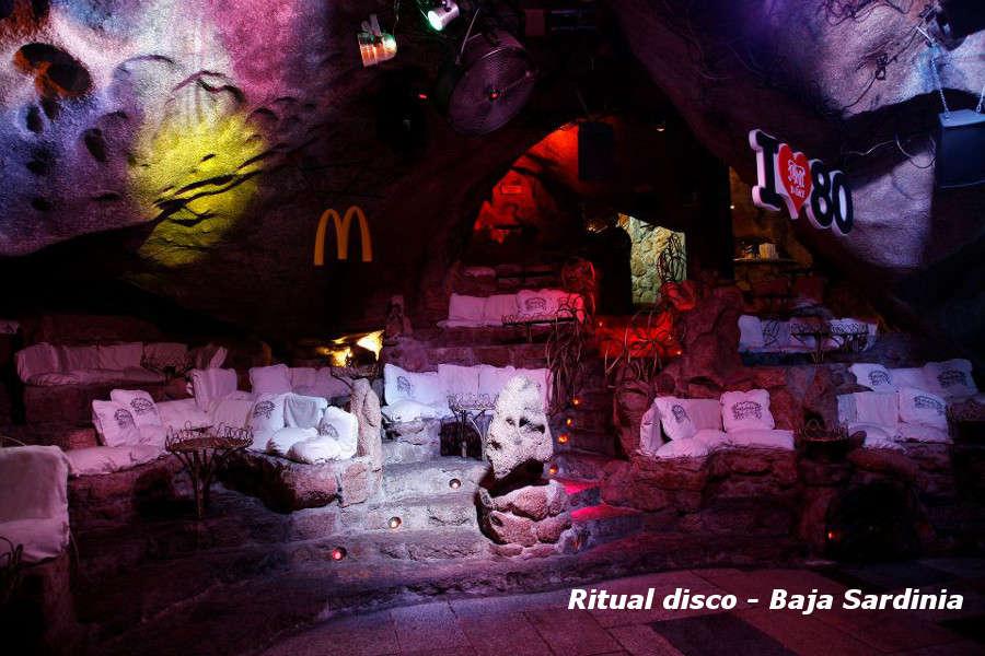 Ritual disco club baja sardinia
