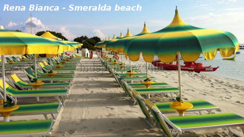 15 Rena bianca smeralda beach