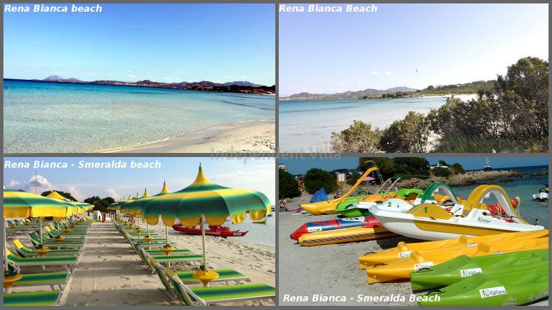 Villa Prince lux Rena Bianca beach
