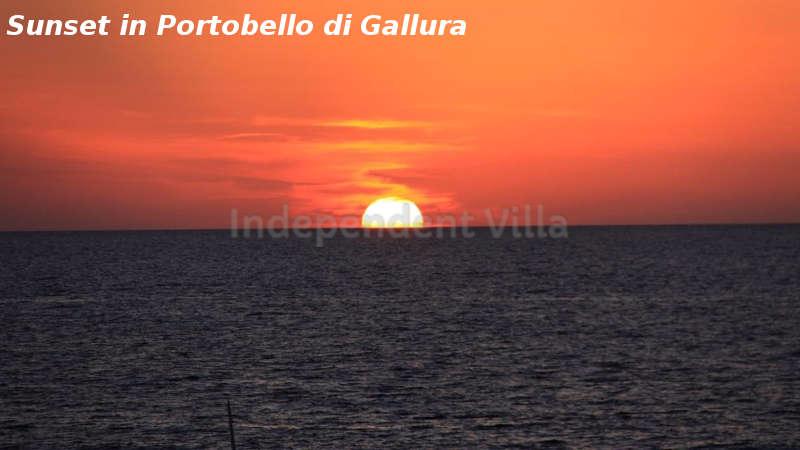 112 - Sunset in Portobello