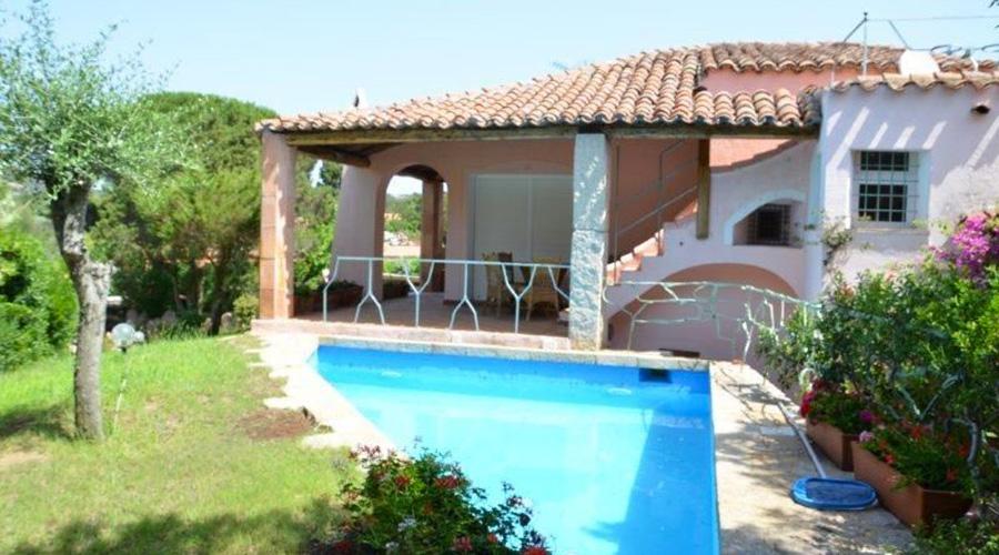 Villa in Cervo vacation