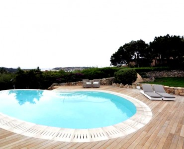 1 Villa barone swimming pool