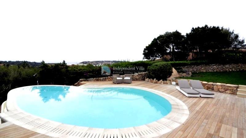 1 Villa barone swimming pool