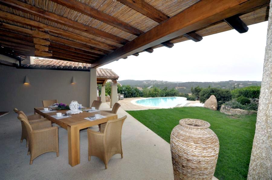 10 Villa barone relax area