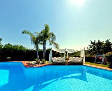 Villa il Pittore Lux Costa Smeralda - villa for rent emerald coast - villa prestigeuse à louer porto cervo