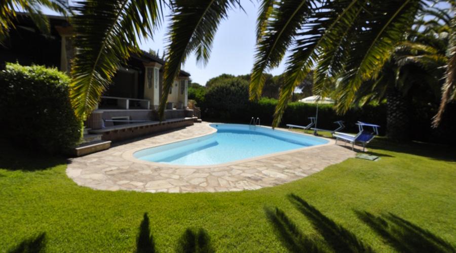 Villa Chanel Lux Baja Sardinia - Luxury villa for rent - VIlla prestigeuse à louer sardaigne