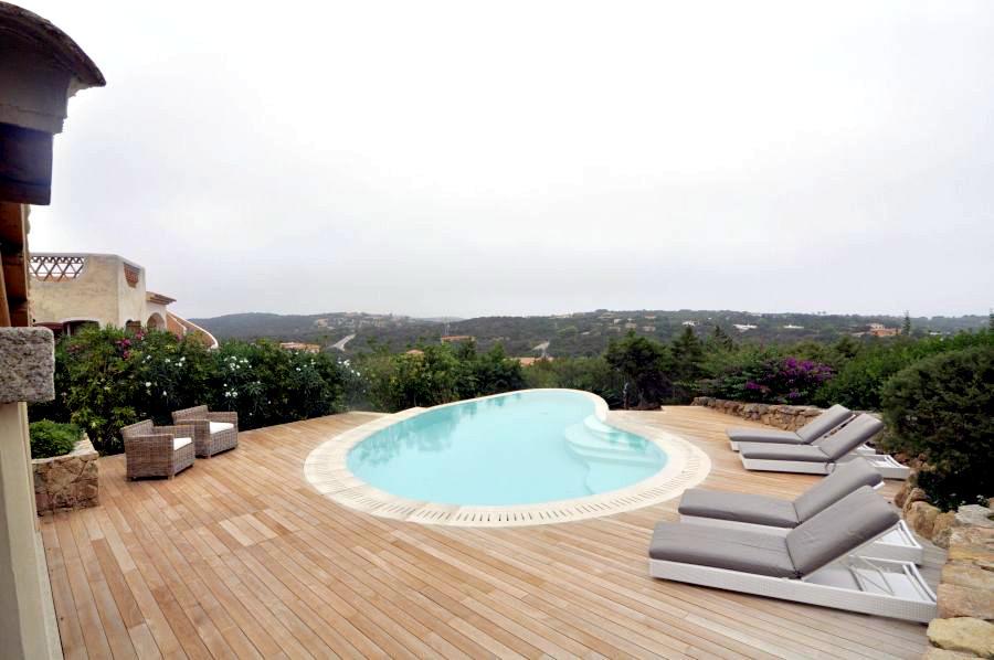 2 Villa barone swimming pool