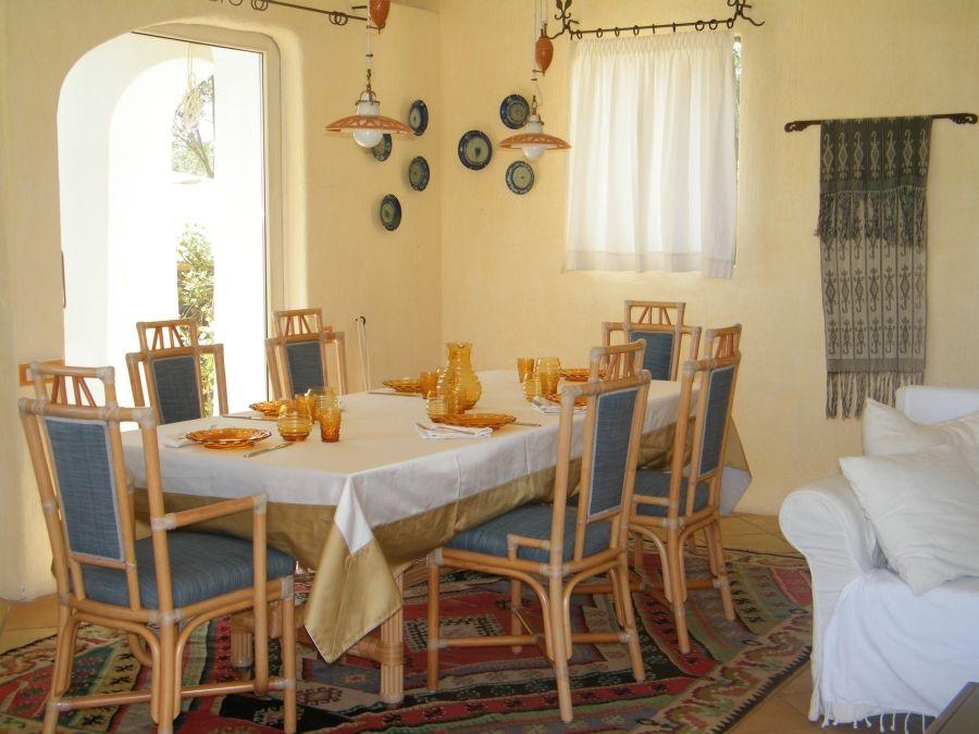 22 villa la torre di stintino dining room
