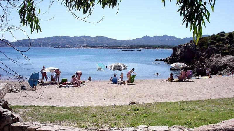 25 Villa la maddalena lux beach