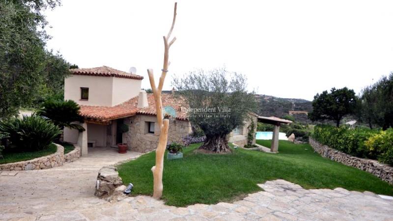4 Villa barone garden
