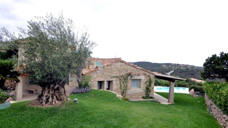 5 Villa barone garden