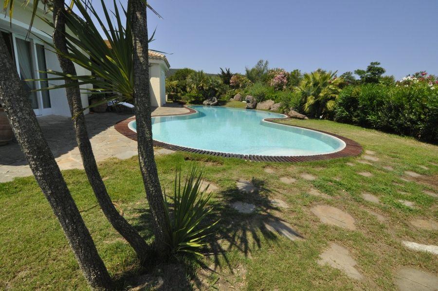 5 villa la torre di stintino swimming pool