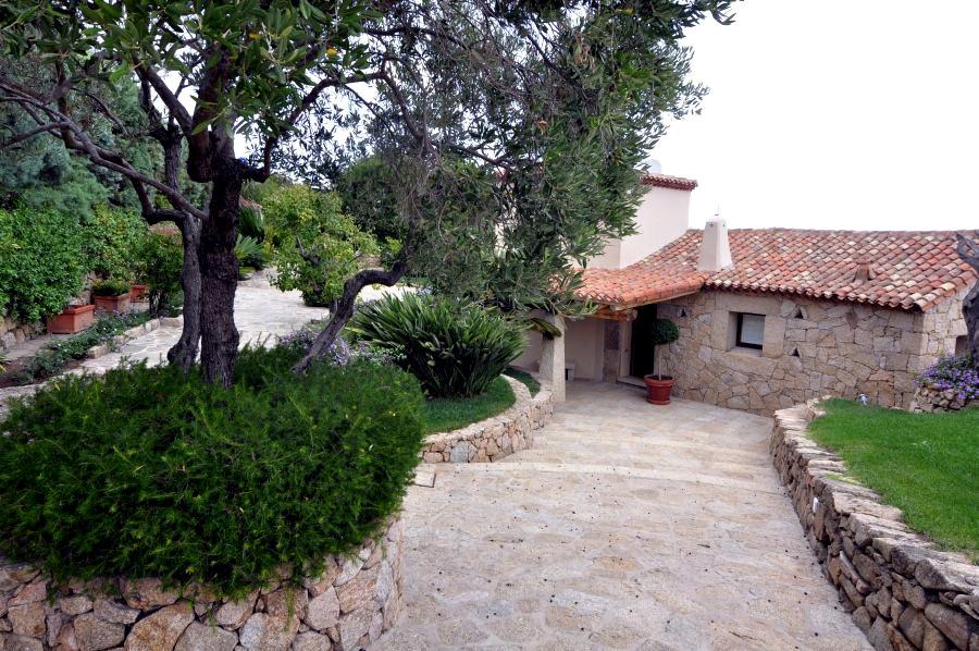 6 Villa barone outside