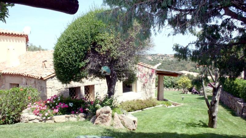 7 Villa barone garden