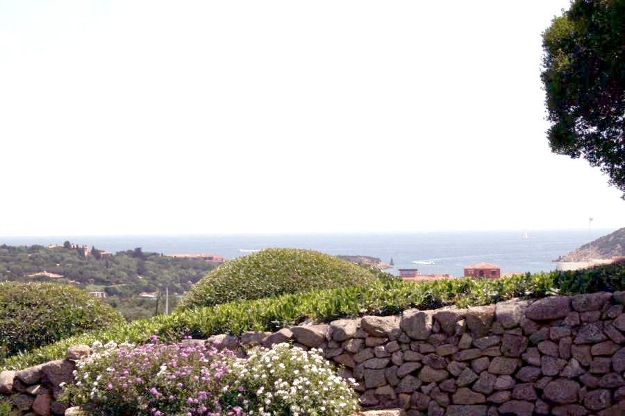 8 Villa barone view