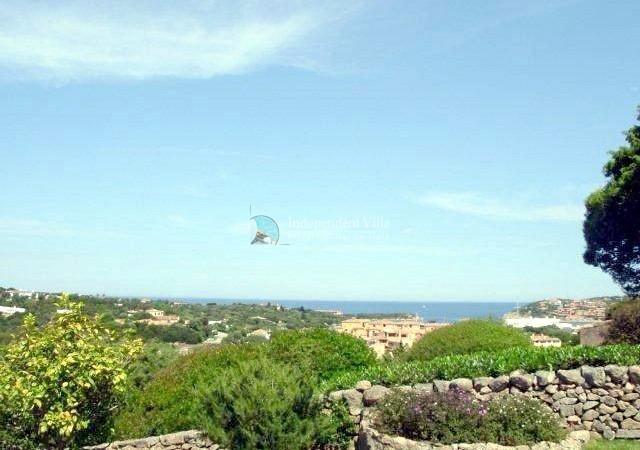 9 Villa barone view