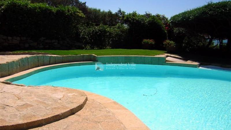Villa Corallo Lux Cala Corallina Porto Cervo affitto