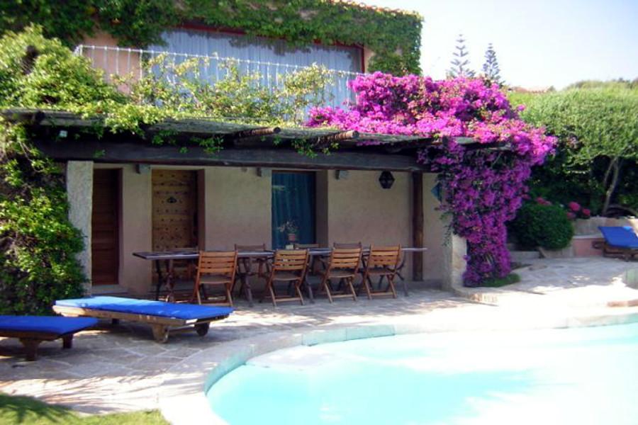 Villa Corallo Lux Porto Cervo Cala Corallina affitto