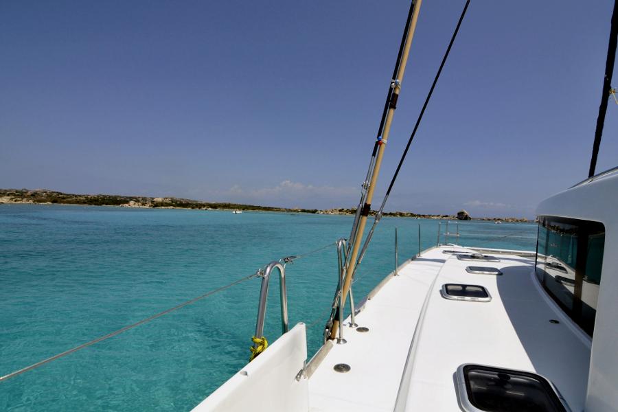 14 Catamarano Relax