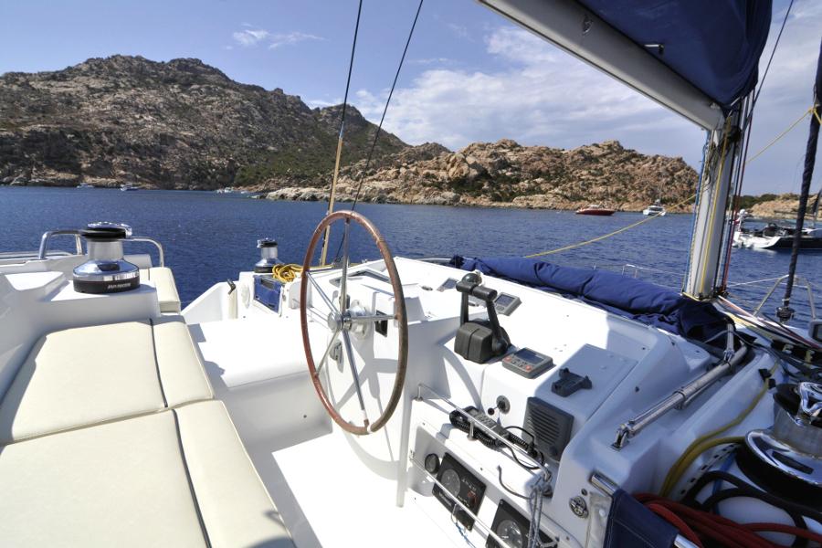 17 Catamarano Relax