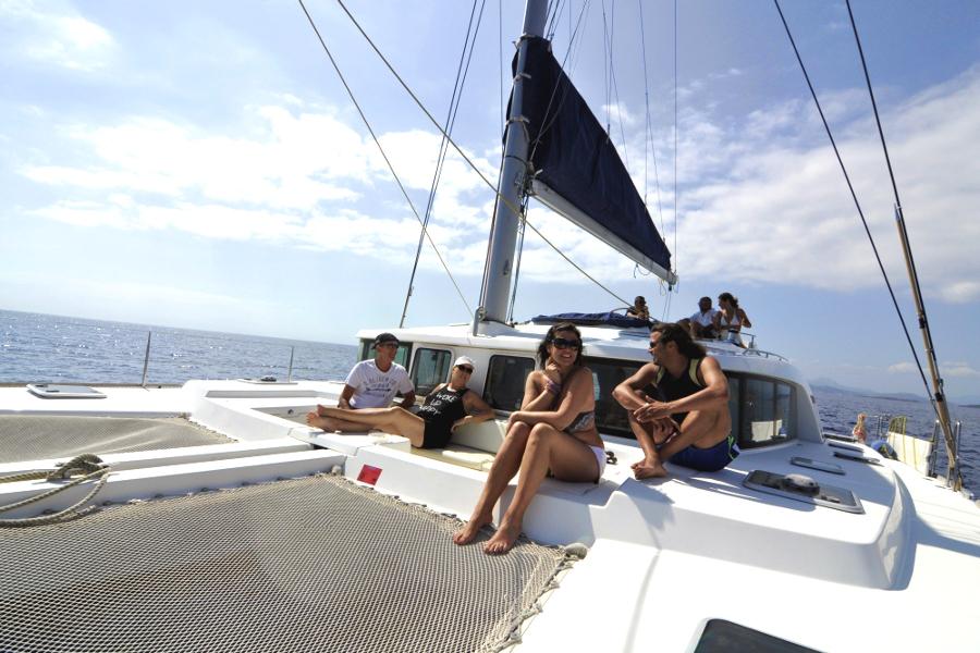21 Catamarano Relax