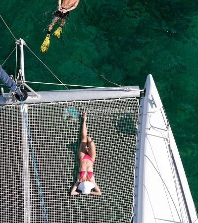 28 Catamarano Relax