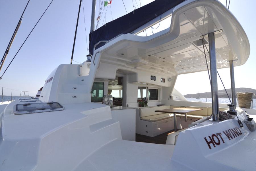 8 Catamarano Relax