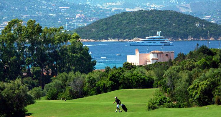 Pevero Golf Club Costa Smeralda