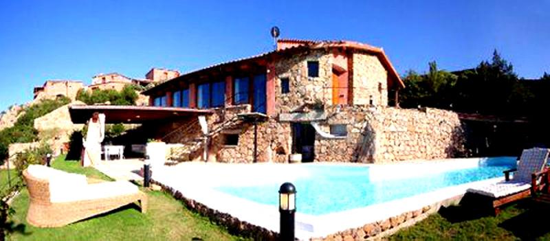 Villa Incanto Lux Costa Smeralda Porto Cervo affitto