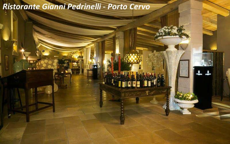 Ristoranti Gianni Pedrinelli Porto Cervo