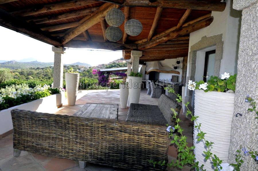 05 Le ville del Pevero Lux relax area