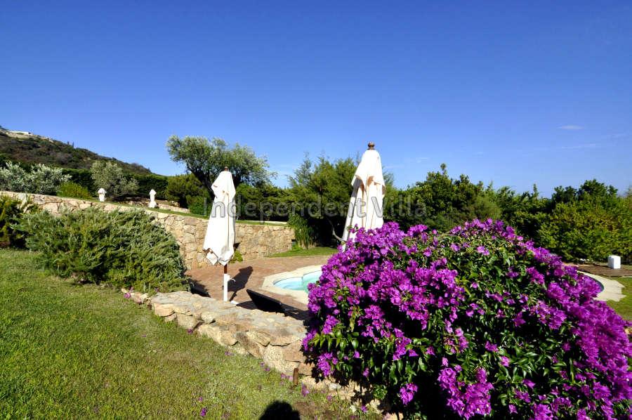 06 Le ville del Pevero Lux garden
