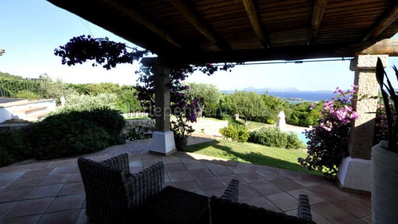 13 Le ville del Pevero Lux relax area
