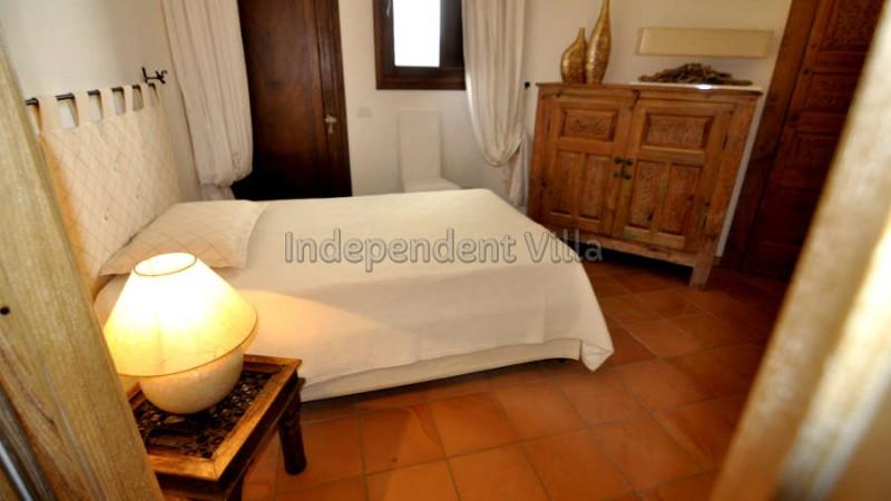 21 Le ville del Pevero Lux bedroom