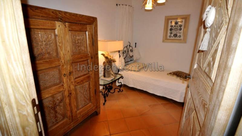 22 Le ville del Pevero Lux bedroom