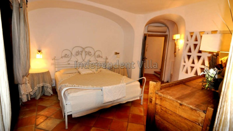23 Le ville del Pevero Lux bedroom