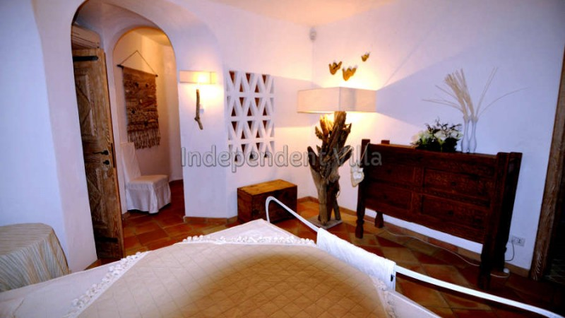 24 Le ville del Pevero Lux bedroom