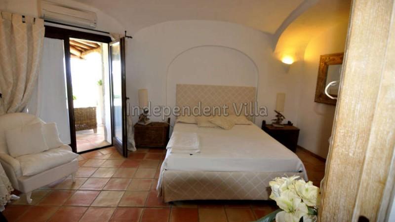 26 Le ville del Pevero Lux bedroom